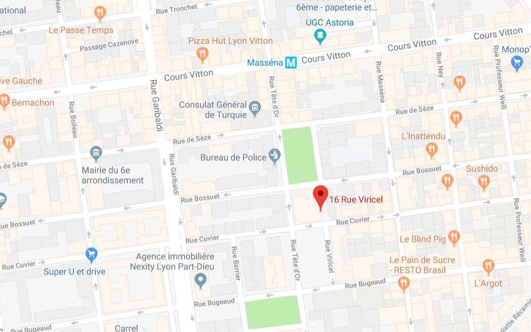 16 rue viciel