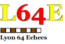 logo lyon 74 echecs